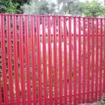 Забор из евроштакетника купить