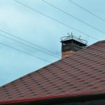 дымник на крыше