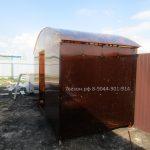 металлоконструкция поликарбонат