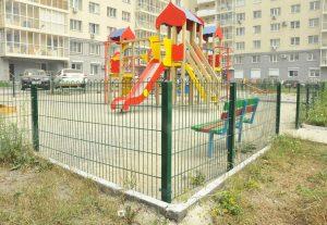 2д забор Эстетик детская площадка