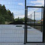 3д забор спорт.площадка